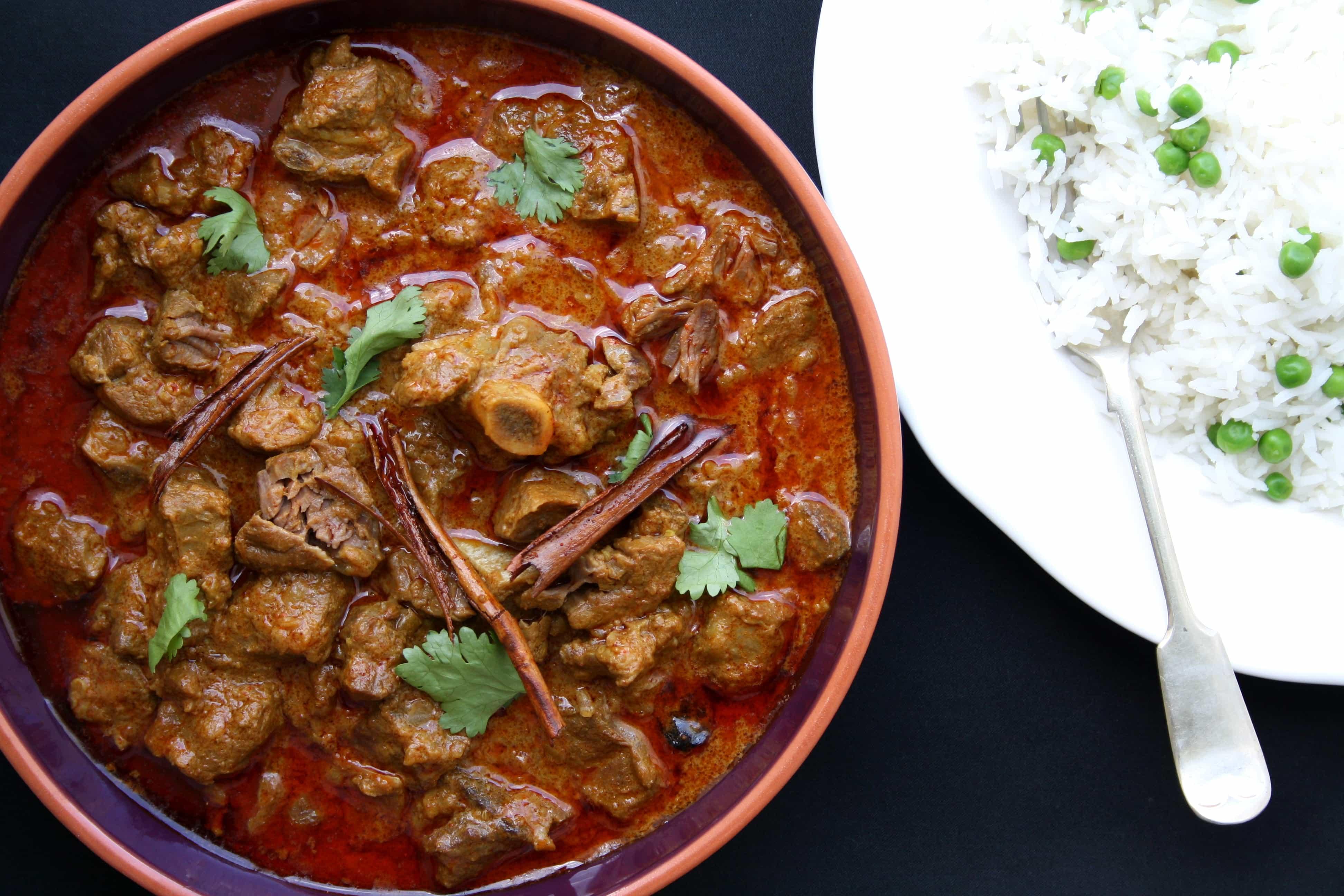 Lamb Rogan Josh | Indian Recipes | Maunika Gowardhan