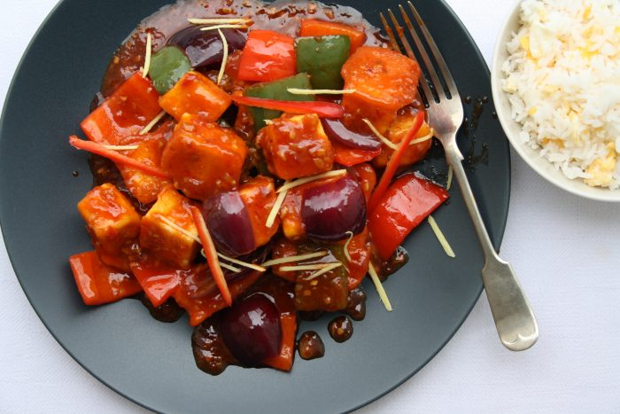 Chilli paneer fry indian recipes maunika gowardhan indian chinese the one thing that i know a lot people in india just cant get enough of including yours truly from hakka noodles fried rice chicken chow forumfinder Image collections
