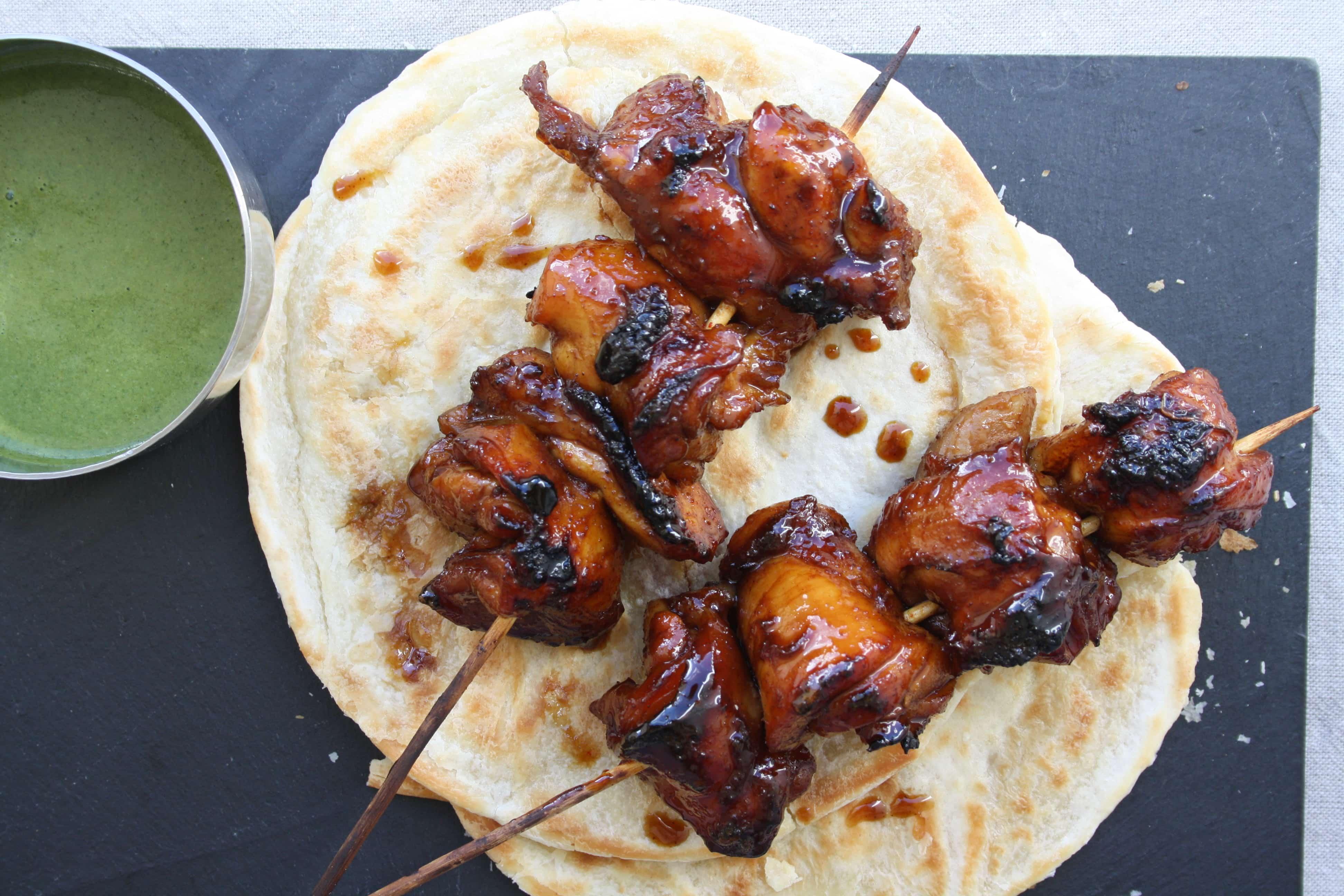 Kandhari Murgh Tikka | Indian Recipes