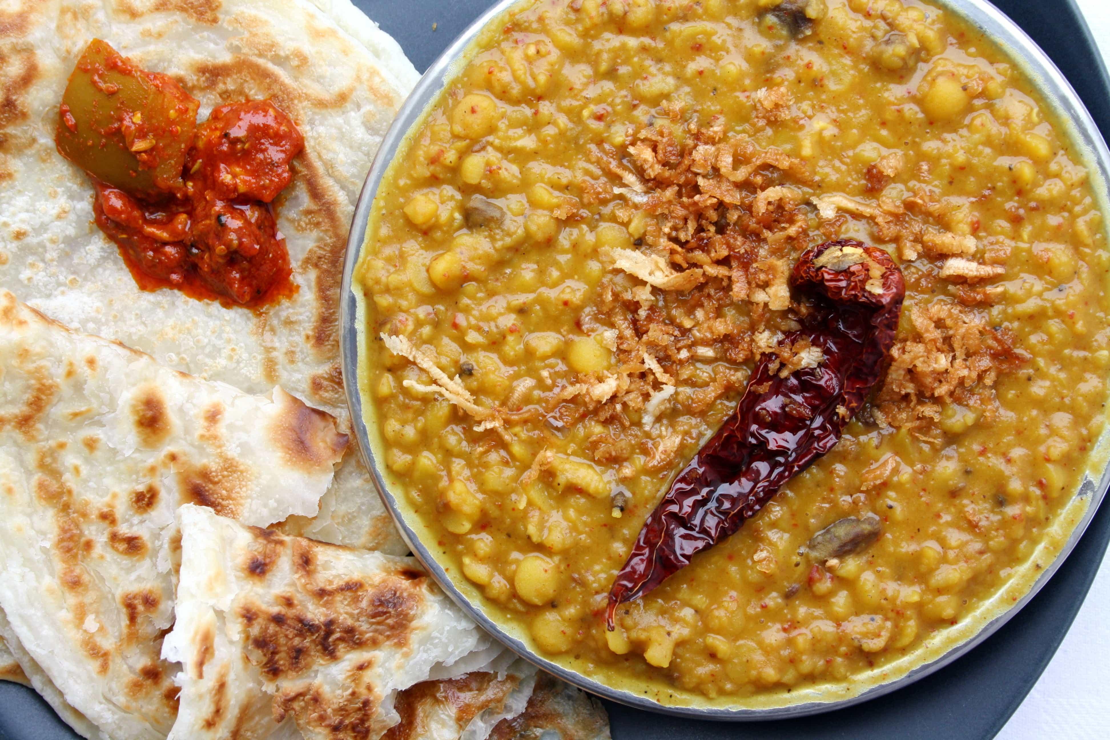 Bengali Cholar Dal   Indian Recipes   Maunika Gowardhan