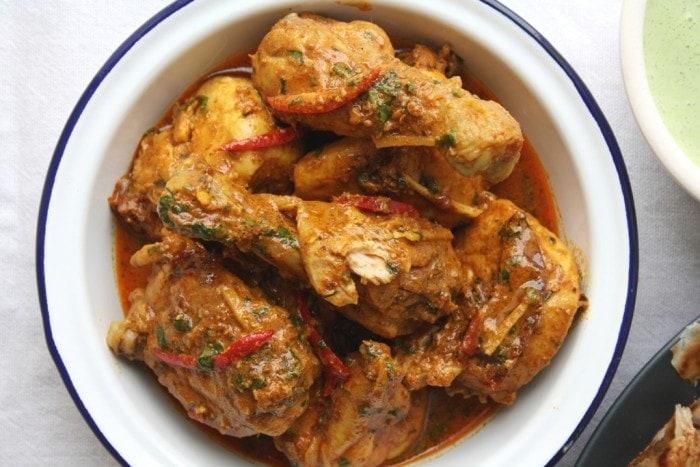 Kadhai Chicken Chargha (3)