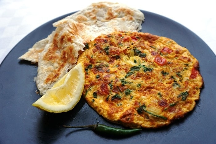 Masala Omelette (3)