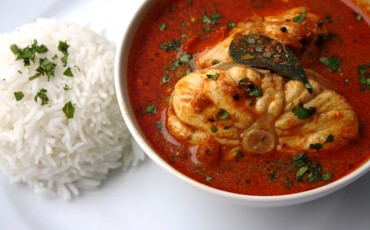 Chettinad Fish Curry (2)