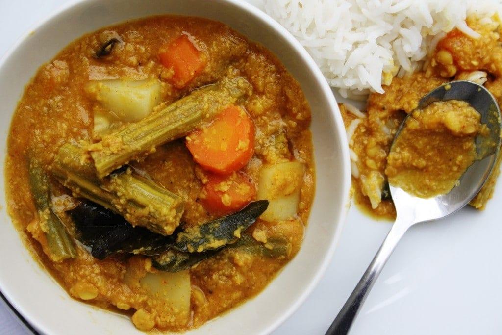 Goan khatkhate indian recipes maunika gowardhan goan khatkhate 2 forumfinder Gallery