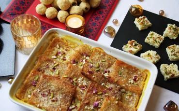 Diwali Shahi Tukda