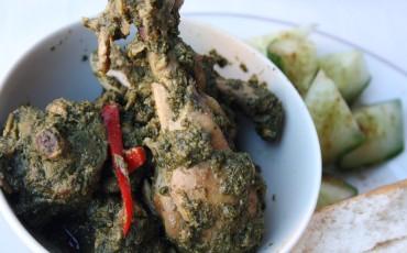 Goan Chicken Cafreal (3)