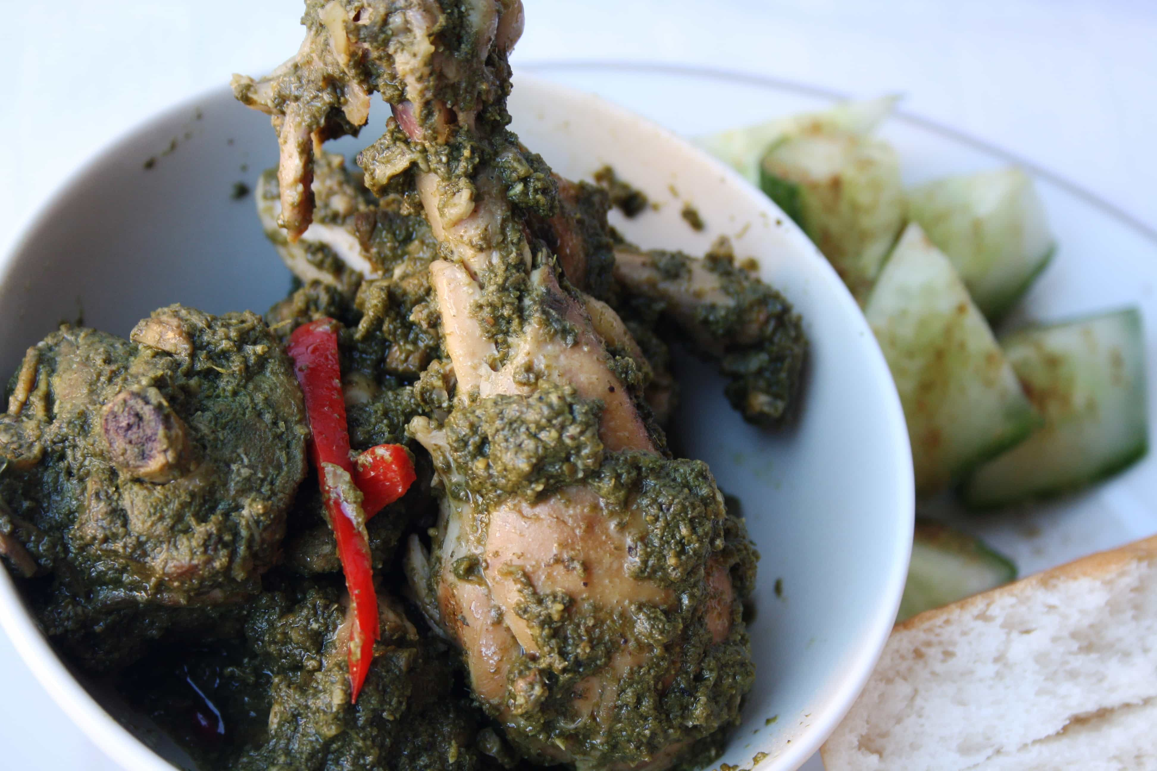 Goan chicken cafreal indian recipes maunika gowardhan forumfinder Image collections