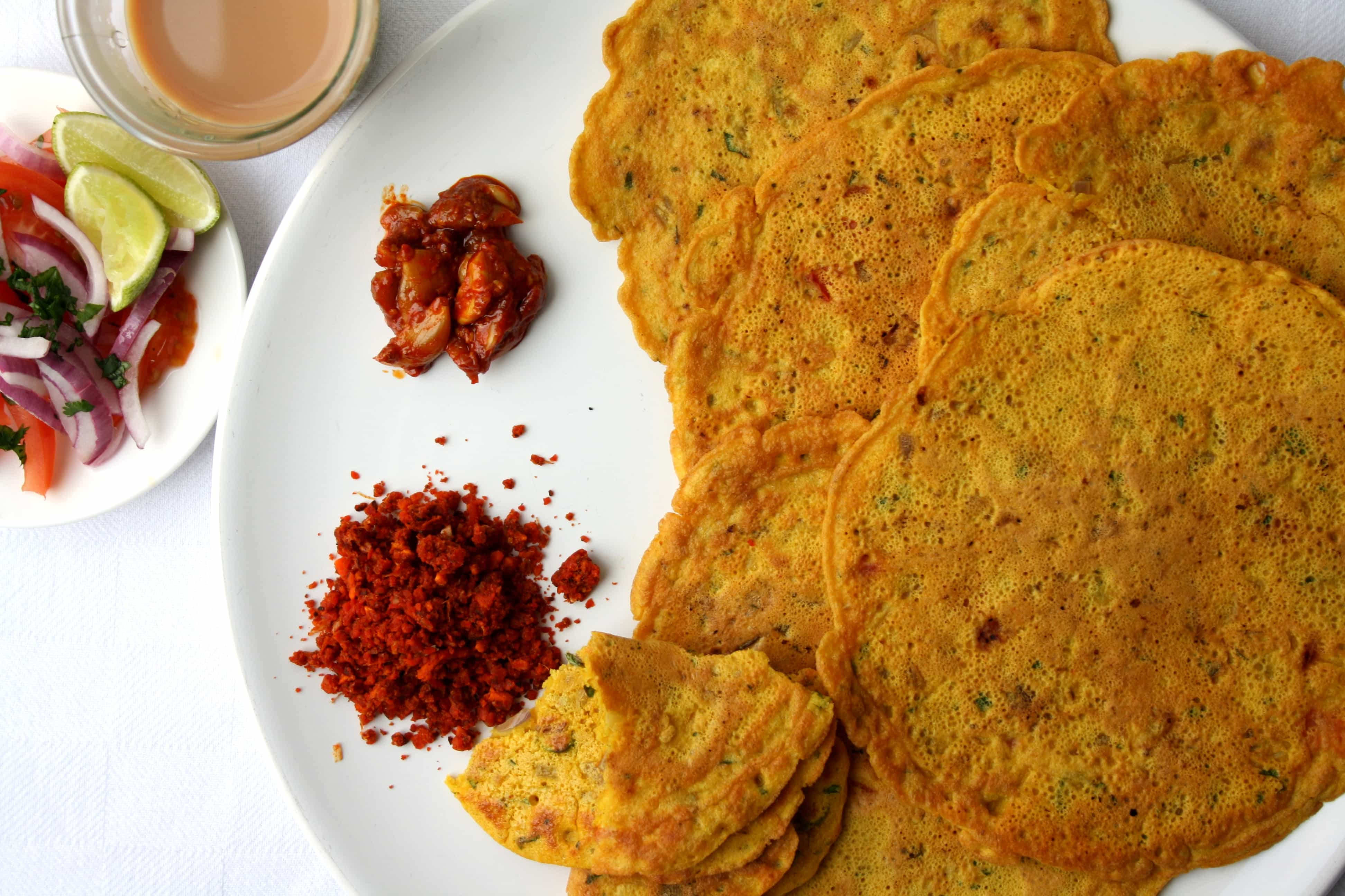 how to make chilla of besan