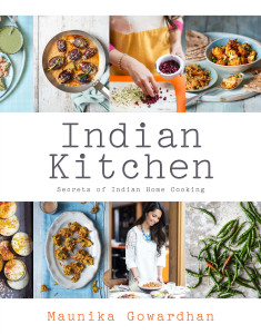 Featured In Indian Kitchen Book