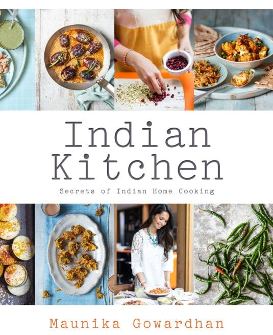 Indian Kitchen Book