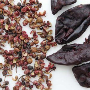Sichuan pepper and Kokum