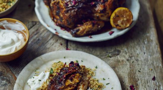 Harissa Roast Chicken